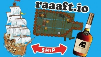 Raft io — Play for free at Titotu io