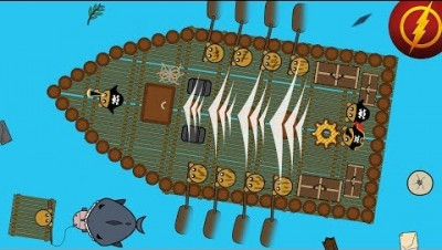 Raaaaft.io - How I built a Pirate Ship