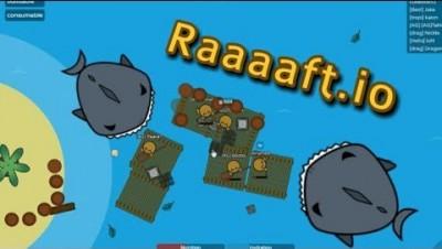 Raaaaft.io NEW io Game Similar To Starve.io   How To Play Raaaaft.io