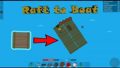 Raaaaft.io New Update Tomatoes Bareels Coconuts And Repair | Boat Raft Base