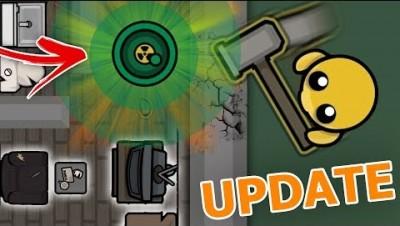 RAIDING HOUSES WITH *NEW* RADIATION UPDATE IN DEVAST IO! (Devast.io Update)