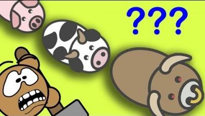 Random Moments in Moomoo.io! Funny + Trolling! BULLS ARE CRAZY (Short Clips)