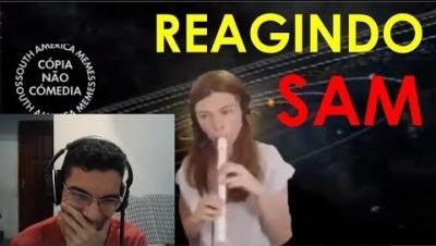 REAGINDO: South America Memes - TENTE NÃO RIR - #1