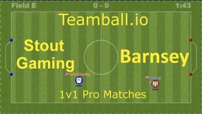 Rematch! 1v1 Pro Matches : Barnsey : Teamball.io