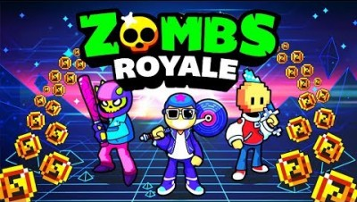 RETRO SEASON 12 *UPDATE* in ZombsRoyale.io!