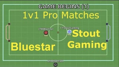 Return! 1v1 Pro Matches : Bluestar : Myball.io