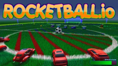 Rocketball.io New Rocket League like io Game - New Car Soccer io game
