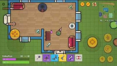 RPG MADNESS!!! :ZombsRoyale.io #4