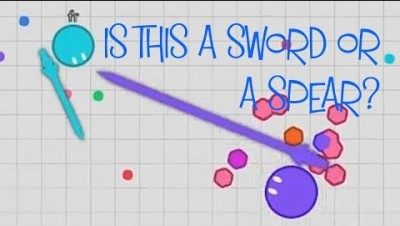 Rusher.io AGAR.IO WITH SPEARS