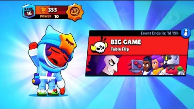 SANDY + BIG GAME = OVER 3:00 Minutes in BrawlStars!