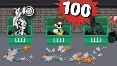 SEARCH 100 GARBAGE!! | Nend.io