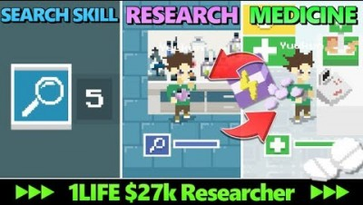 SEARCH SKILL to RESEARCH to MEDICINE - $27K High Performance Life - NEND.io