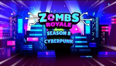 SEASON 8 IS HERE! | Zombsroyale.io Showing All Level 1 to 100 Tier Unlocks