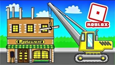 SECOND FLOOR! *UPDATE* in Restaurant Tycoon 2 // Roblox