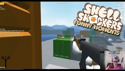 Shellshockers io Funny Moments