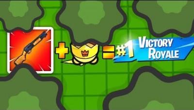 SHOTGUN ONLY Challenge in ZombsRoyale.io