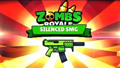 SILENCER UPDATE in ZombsRoyale!
