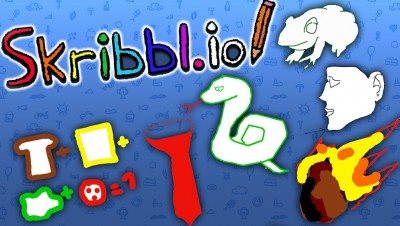 Skribbl.io - BEST IO GAME EVER - DRAWING STUPID STUFF - Skribbl.io Gameplay