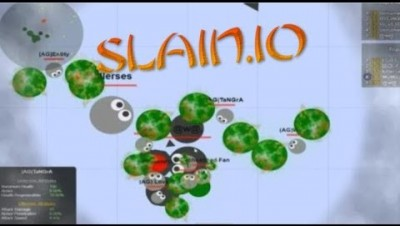 Slain.io Healer Mass Gameplay | Goodbye Slain.io