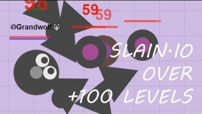 Slain.io THE IMPOSSIBLE HARDEST GAME EVER