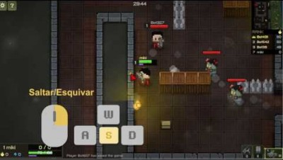 Slay.one Tutorial: Controles básicos del juego