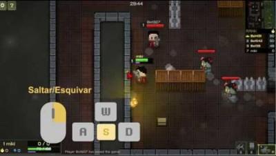 Slay.one Tutorial: Controles básicos do jogo