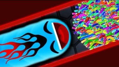 Slither.io - AMAZING LUCKY SNAKE vs 27500 SNAKES / Epic Slitherio Gameplay (Slitherio Funny Moments)
