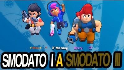 SMODATO I A SMODATO III CON QUESTA SQUADRA | Brawl Stars ITA