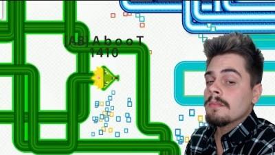 Snix.io - MINHOCA QUADRADA GIGANTE! ( Slither.io + Superhex.io) ‹ AbooT ›