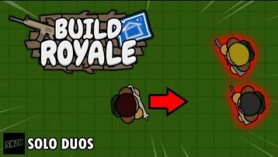 Solo Duos || BuildRoyale.io