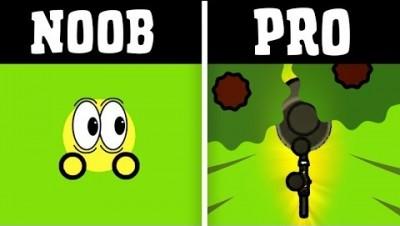 SOLO SQUAD PRO vs NOOB 17+ KILLS // Surviv.io