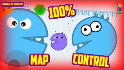 SOUL.IO | BIGGEST PACMAN TAG [100%] Map Control (+8,000) | Tips, Tricks & Strategy