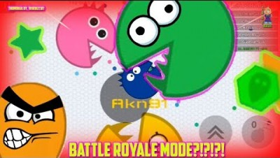 SOUL.IO BIGGEST PACMAN TAG: BATTLE ROYALE GAME MODE +19,000 NEW IO GAME [WORLD RECORD GAMEPLAY] Tag