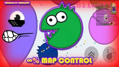 SOUL.IO [Pacman Takeover] +7,000 Big PACMAN [∞% MAP CONTROL] NEW IOS/ANDROID/ IO GAME