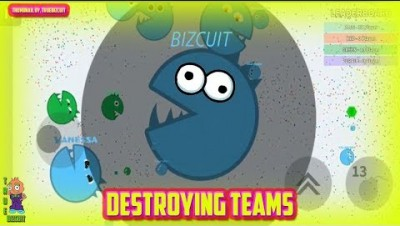 SOUL.IO [TAG] DESTROYING TEAMS | NEW IOS/ANDROID/IO GAME [+16,000] SCORE