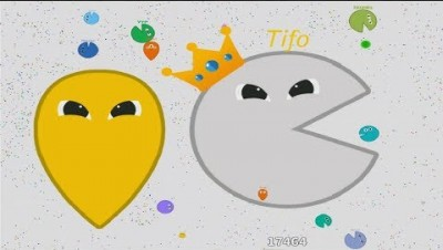 SOUL.IO World Record Big Pac-MAn - New .io Game