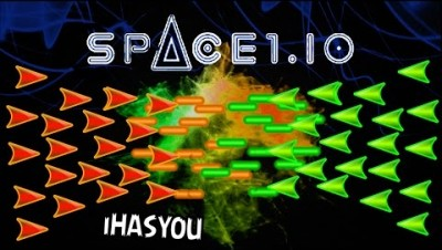 Space1.io - SAVAGING HUGE FLEETS // COOL NEW SPACE ARMY BATTLE GAME !!  iHASYOU