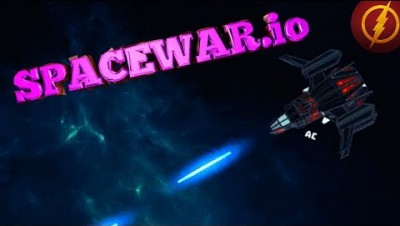 Spacewar.io New .IO GAME! // BIGGEST SHIP Gameplay
