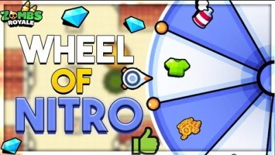 SPIN THE WHEEL OF NITRO! New Zombsroyale.io Update! Snipers & ROCKET LAUNCHERS Only Mode!