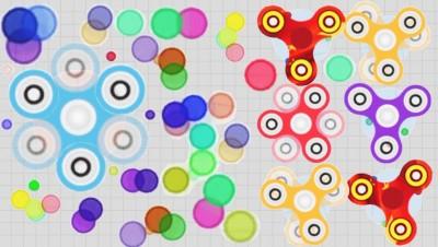 Spinz.io - Corrupt X vs Everyone (Spinz.io Team Mode, Turnaround)