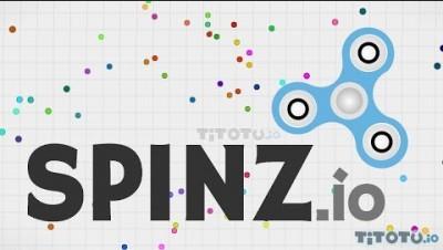spinz.io новая ио-игра► спинеры павсюду️️️