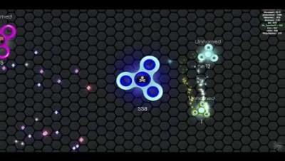 Spinz.io - Раскрути спинер!