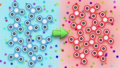 SPINZ.IO - ULTIMATE COMPLETE TURNAROUND! NEW TEAM GAME MODE UPDATE! (Spinz.io Update)
