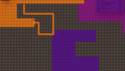 Splix.io - Splix.io Gameplay #2 - The Corner Tactic