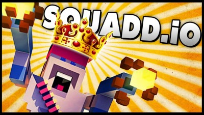 Squadd.io - THE KING REIGNS! Top Leaderboard & Top Player Intense Battle - Squadd.io Gameplay
