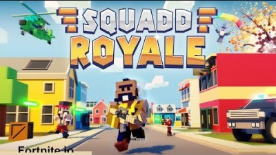 Squaddroyale.io Best Kill - New .io Game
