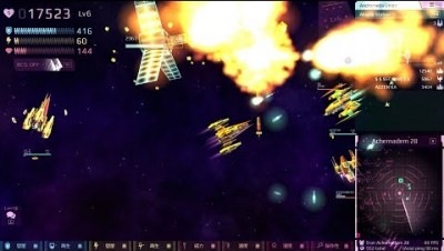 Starblast 60 ECP U-Sereis【Five battle】2018/11/01~11/03 by MRN1