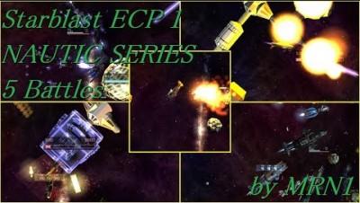 Starblast ECP 1 NAUTIC SERIES【5 battles】2019/03/01~03/04 by MRN1
