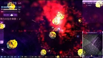 Starblast ECP 1 SurvivalMode 【438 Aldetiorai Shadow X 2】by GOLDEN MRN1