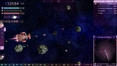 Starblast ECP 151 SurvivalMode【Omega Tychiphei Shadow X-2】2018/09/20 by MRN1